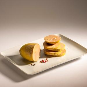 foie gras de canard mi-cuit ballotin