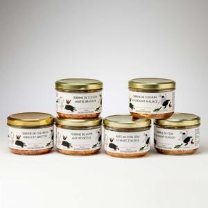 terrines foies gras du ried