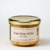 verrine foie gras d'oie mi-cuit